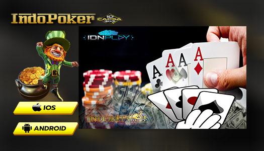 Agen IDNPLay Tersedia Permainan Omaha Poker Online