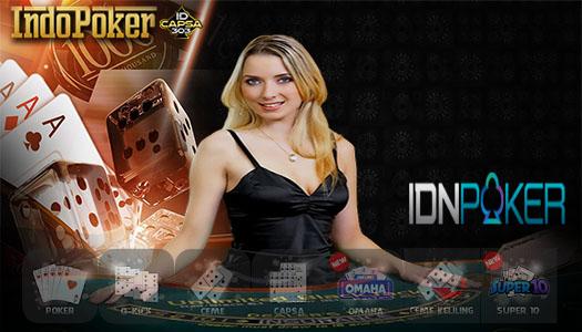 Situs Resmi Poker Teraman IDNPLAY Di Indonesia
